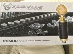 Condensor Microphone (Rockville) for Sale in Poway, CA