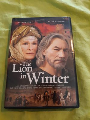 DVD THE LION IN WINTER for Sale in Brentwood, NC