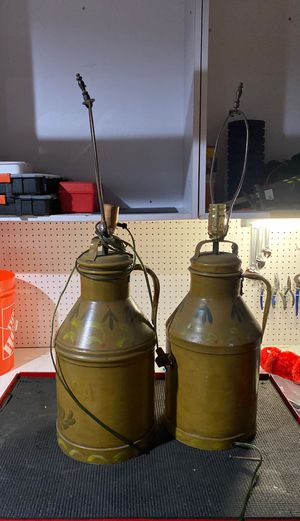 Antique Lamps for Sale in Rancho Cucamonga, CA