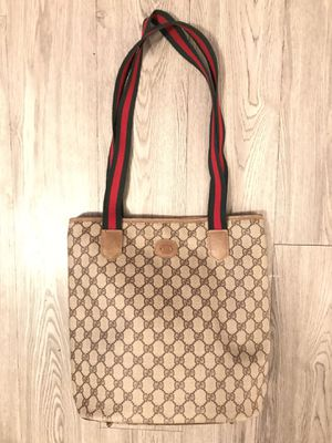 Authentic vintage Gucci bag for Sale in Houston, TX