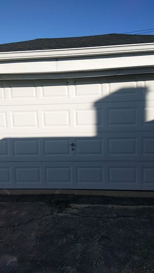 Garage door and attachments for Sale in Chicago, IL