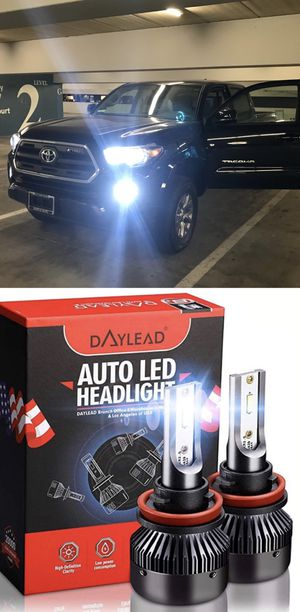 Super bright LEDs headlights Daylead USA brand 🇺🇸 top quality lowest price !! for Sale in Los Angeles, CA