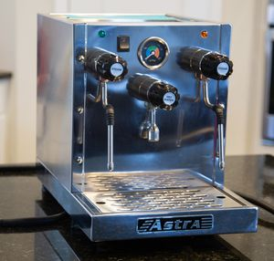 Astra STS 110V Plumbed Steamer for Sale in Redmond, WA