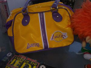 Lakers Purse for Sale in Cypress, CA