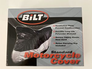 Motorcycle cover Harley Kawasaki Ducati standard cruiser Yamaha triumph for Sale in North Miami, FL