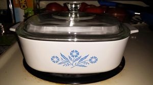 Corningware Cornflower dish for Sale in Indianapolis, IN