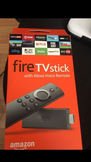 Amazon Fire Tv Stick Jailbroken for Sale in Philadelphia, PA