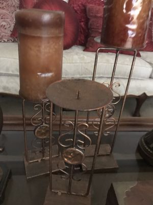 Candle holders for Sale in Dallas, TX