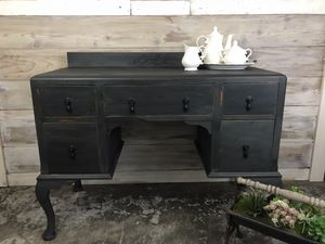 Antique Vanity/Desk/ Buffet for Sale in Tacoma, WA