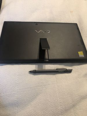 Sony computer with wireless keyboard and stylus pen..... for Sale in Chicago, IL