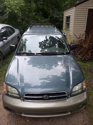 2002 Subaru outback AWD for Sale in White Lake charter Township, MI