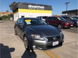 2015 Lexus GS 350 for Sale in Escondido, CA