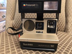 Polaroid Sun 660 camera for Sale in Manalapan Township, NJ
