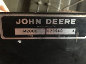 John Deere corn planter monitor for Sale in West Salem, OH