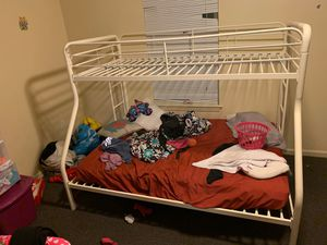 Bunk bed frame for Sale in Philadelphia, PA