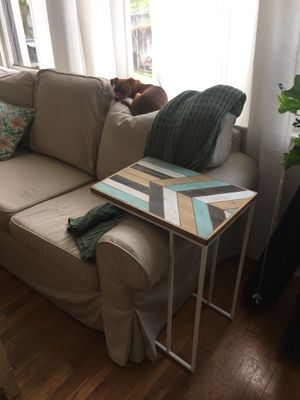 Cute side table for couch for Sale in Portland, OR