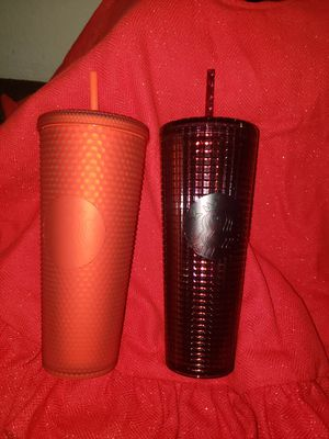 Starbucks 2020 Holiday Tumblers for Sale in Vernon, CA