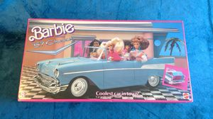 Barbie 57 Chevy Bel Air Convertible Car Blue 1989 for Sale in Riverside, CA