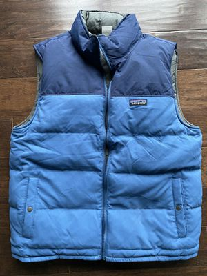 Patagonia Men's Vest - Reversible Large for Sale in Herndon, VA