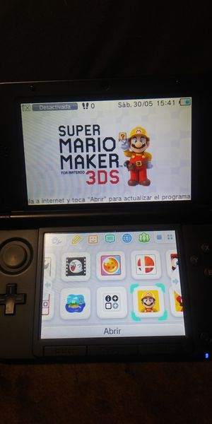 Trade nintendo 3ds xl hacked free games for Sale in Miami, FL