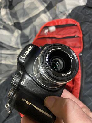 LUMIX GH2 DSLR Camera for Sale in Chesapeake, VA