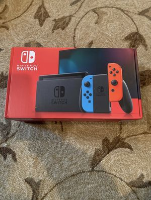 Brand New Nintendo Switch for Sale in Snellville, GA