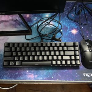 60 % Gaming Keyboard And Mouse for Sale in Providence, RI