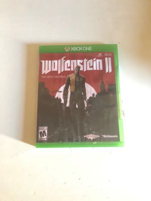 Wolfenstein 2 for the Xbox One for Sale in Lynwood, CA