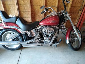 2007 Harley Davidson Softail custom for Sale in Hilliard, OH