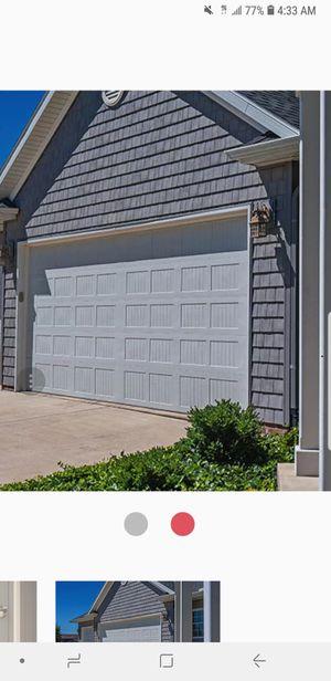 J&J garage doors we work with C.H.I for Sale in Elizabeth, NJ