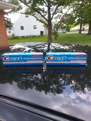 Crest pro health toothpaste for Sale in Grove City, OH