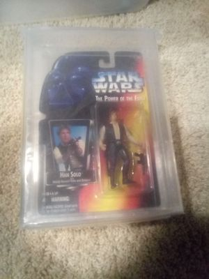 Star wars the power of the force action figureß for Sale in Stockton, CA
