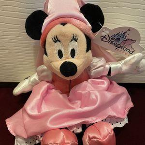 Minnie Mouse Princess - Plush 8 inches for Sale in Chula Vista, CA