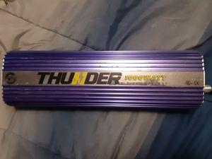 Thunder 1000 watt ballast (5 total) for Sale in Denver, CO