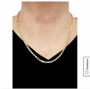 Brand new 10k necklace for Sale in Laurel, MD