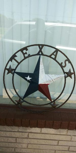 "New 24"" Metal Texas Star for Sale in Lancaster, TX"