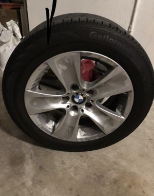 BMW 5 SERIES RIMS... for Sale in Miramar, FL