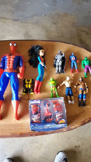 Action figures for Sale in Lawton, OK