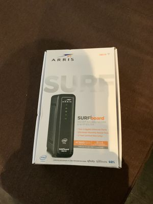 WIRELESS CABLE MODEMS/ROUTERS for Sale in Chicago, IL