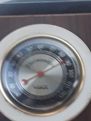 Vintage antique Constantin vacheron barometer thermometer for Sale for sale  San Bernardino, CA