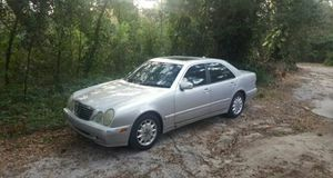 Parting out 2001 Mercedes Benz E320 for Sale in Clearwater, FL