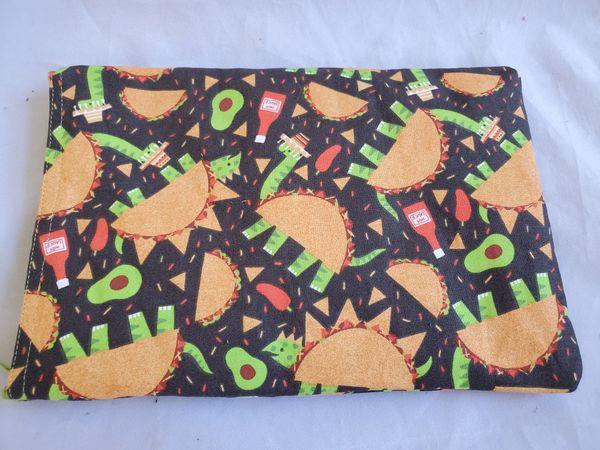 Dinosaur Taco Wipes Cover