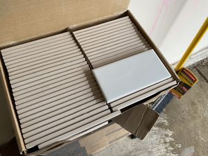 Subway Tiles 10 boxes of 50 tiles each Allen Roth brand for Sale in Glen Ellyn, IL