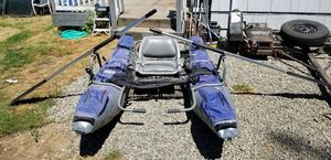 Pontoon boat for Sale in Tacoma, WA