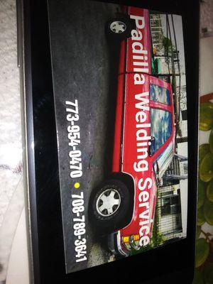 Padilla Welding Service for Sale in Chicago, IL
