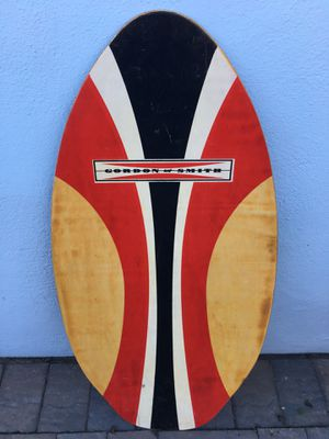 Smith and Gordon skimboard has 41 x 20 for Sale in Half Moon Bay, CA