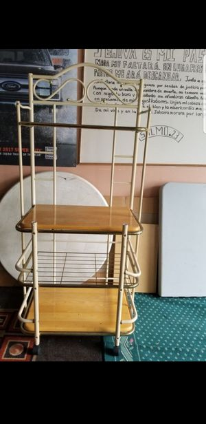 Kitchen Baker rack for Sale in Missouri City, TX