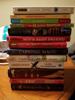 Books- True Crime/Mystery, Teen, Young Adult (28) for Sale in Murfreesboro, TN