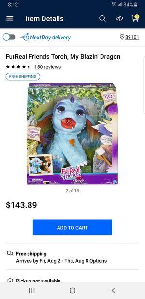 FurReal Friends Torch, , Lexie Doggie for Sale in Las Vegas, NV