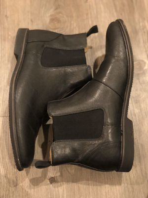 Aldo Black Chelsea Boots Size 10 for Sale in Cypress, TX